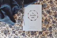 The Incredible ABC | Book