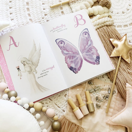 The Enchanting ABC | Book