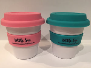 Little Sip Reusable Keep Cup (Turquoise)