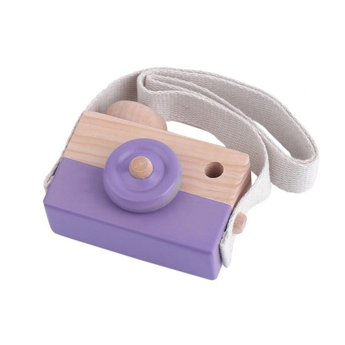 Wooden Toy Camera