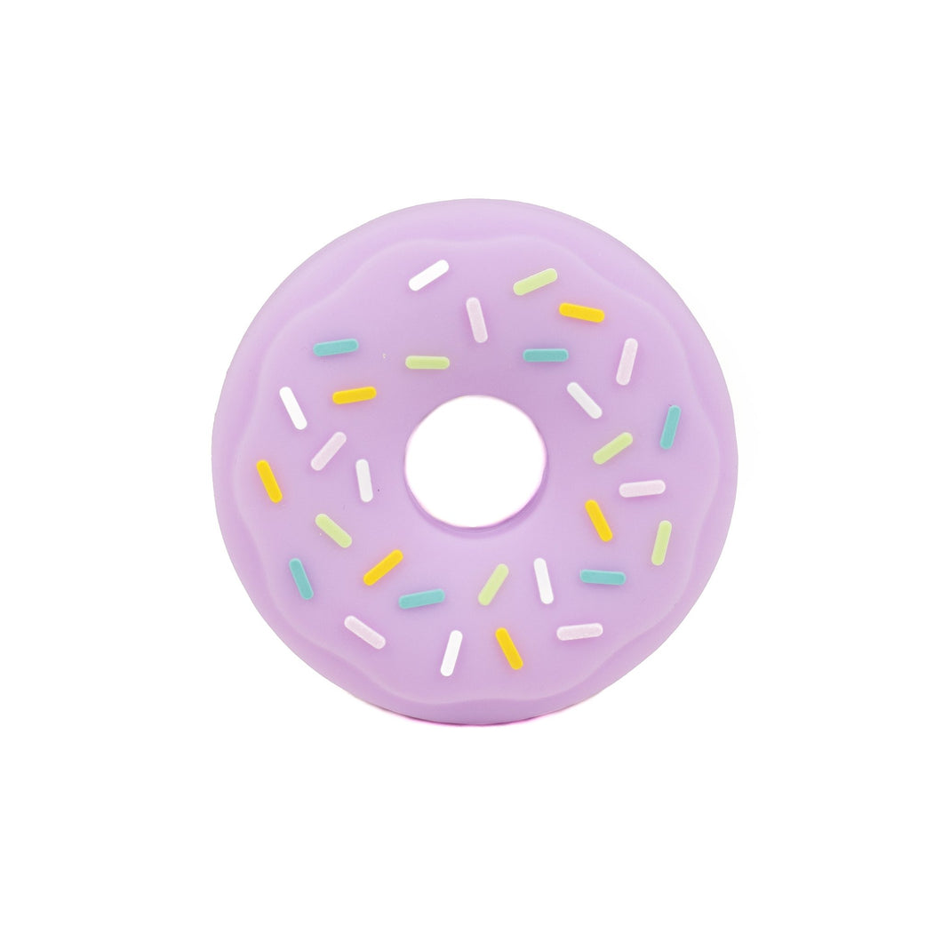 Silicone Sensory Donut Teether