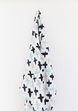 Toucan Cross Baby Swaddle