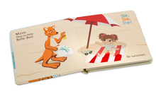 Mizzie Interactive Baby Board Book