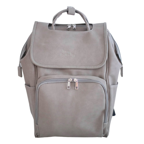 CITI LUX | Nappy Backpack (Grey)
