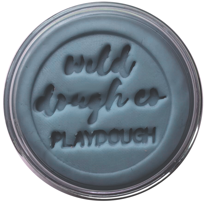 WildDough - Play Dough - Blue Whale