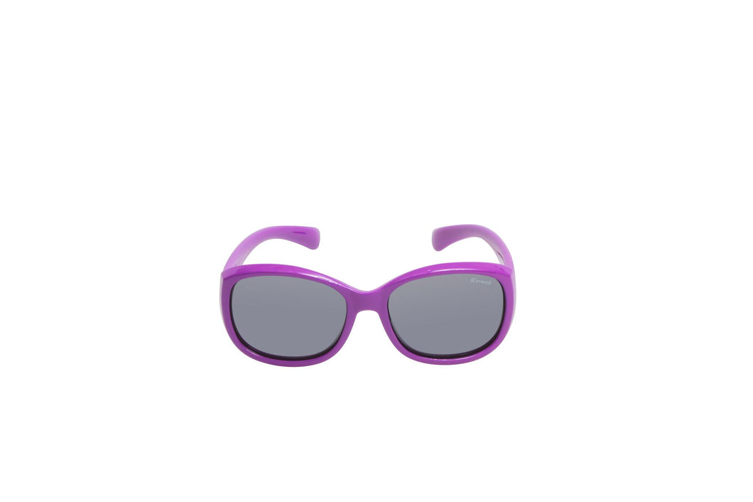Ugly Fish Mermaid Sunglasses - Purple