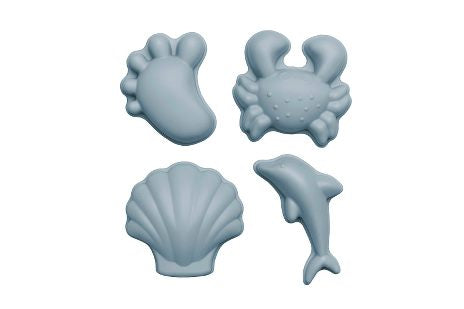 Scrunch Moulds - Duck Egg Blue