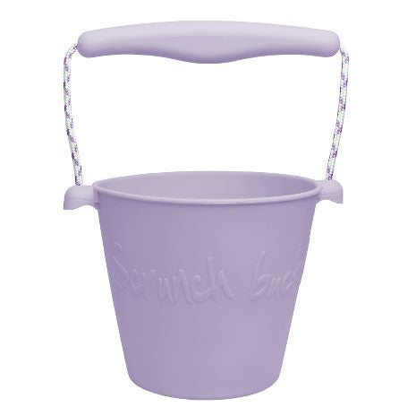 Scrunch Bucket - Lilac Purple