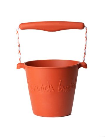 Scrunch Bucket Rust