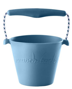Scrunch Bucket - Duck Egg Blue