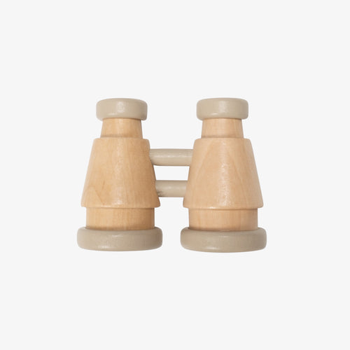 Make me Iconic | Wooden Binoculars