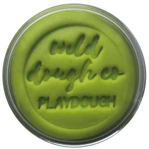 WildDough - Play Dough - Lilypad Lime