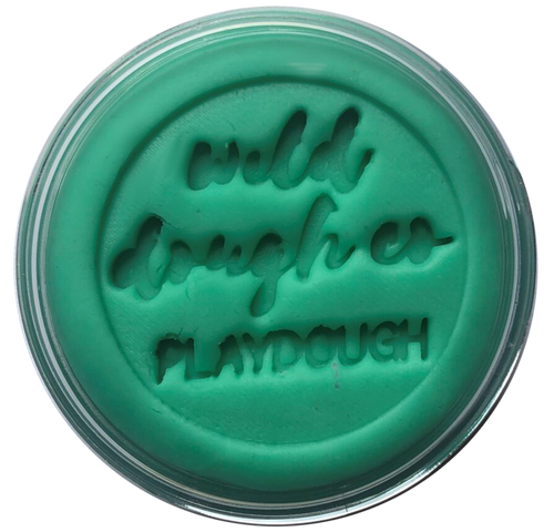WildDough - Play Dough - Sea Glass Teal