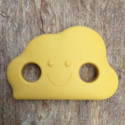 Silicone Sensory Cloud Teether