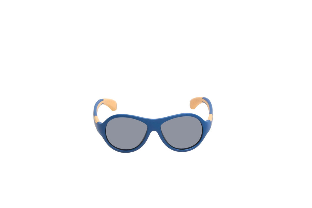 Ugly Fish Baby Retro Sunglasses - Blue