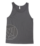 Fitted Men's Logo Tank
