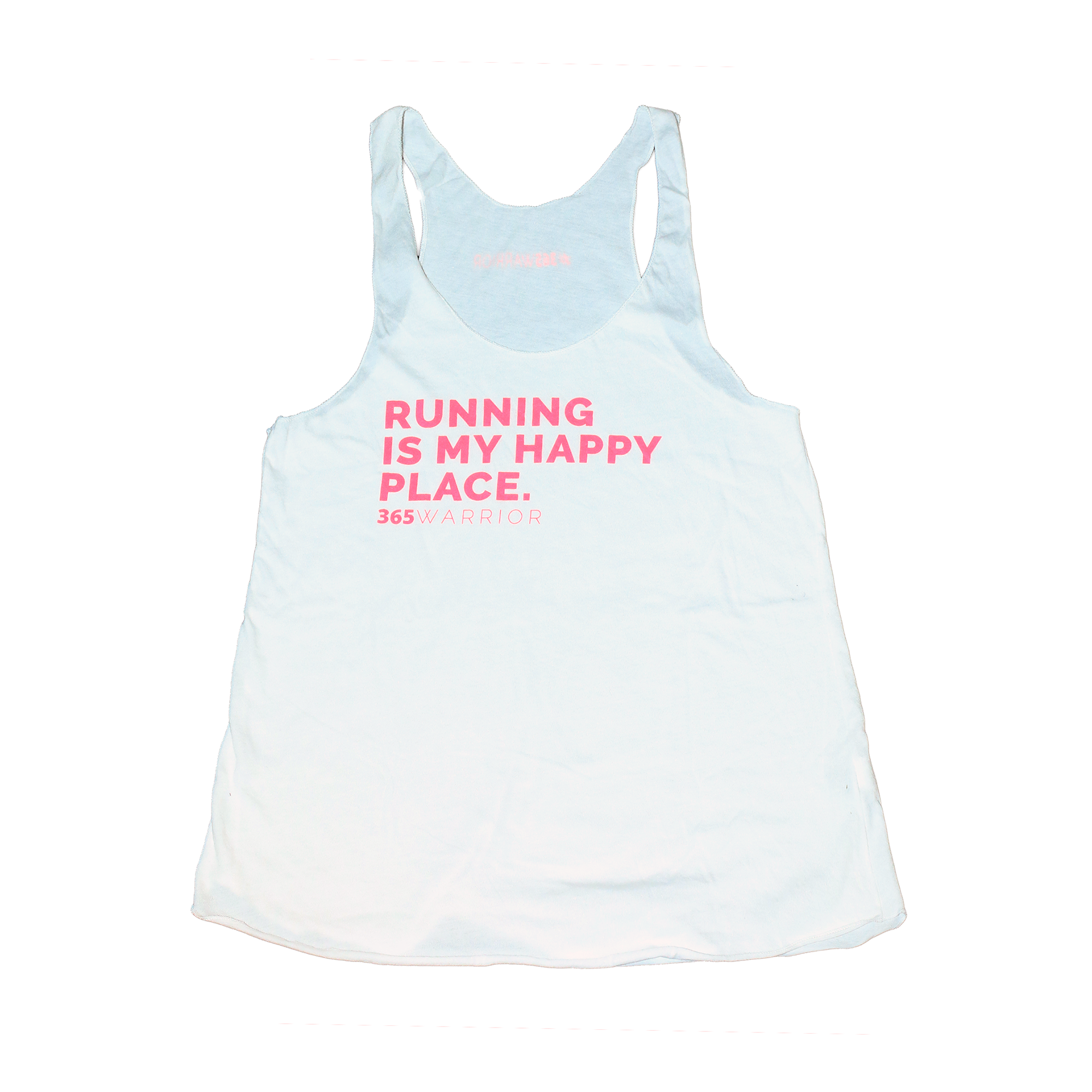 Fitted Woman's Happy Tank