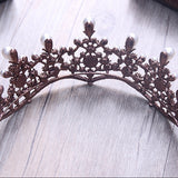 Baroque Wave Crown HC0021