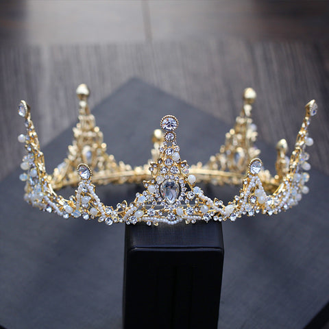 Baroque Crown HC0052