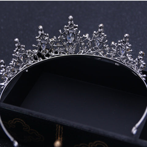 Baroque Elegant Crown HC0023
