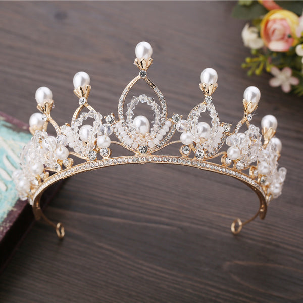 Baroque Crown HC0051