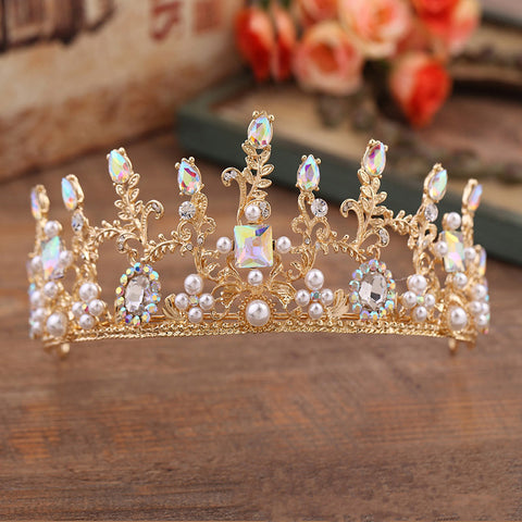 Baroque Crown HC0055