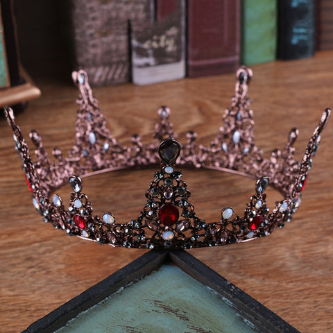Baroque Crown HC0059