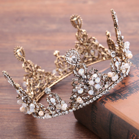Baroque Crown HC0075