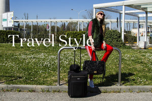 Travel Style - Summer Fashion While Traveling