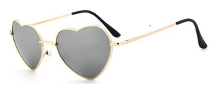 Ladies Heart Shaped Sunnies