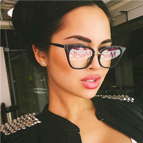 Vintage Cat Eye Celebrity Sunglasses