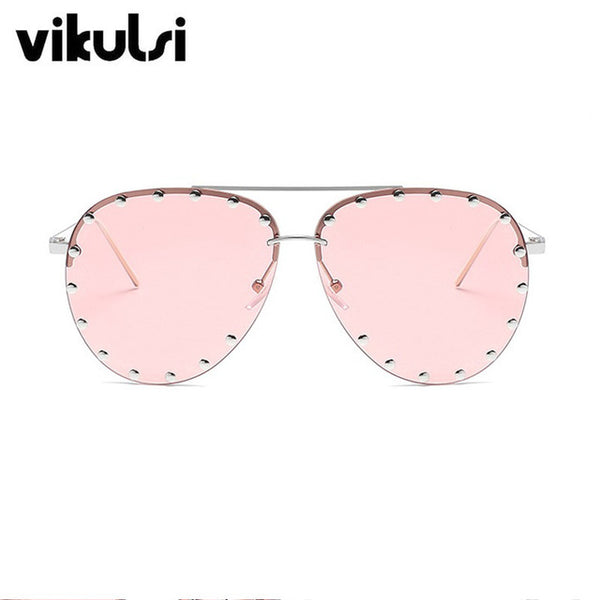 Gradient Aviator Shades