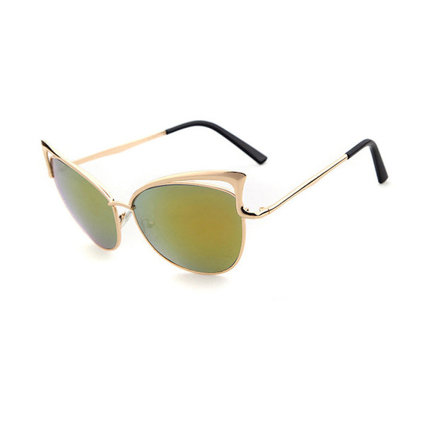 Summer Cat Eye Classic Frame Sunglasses