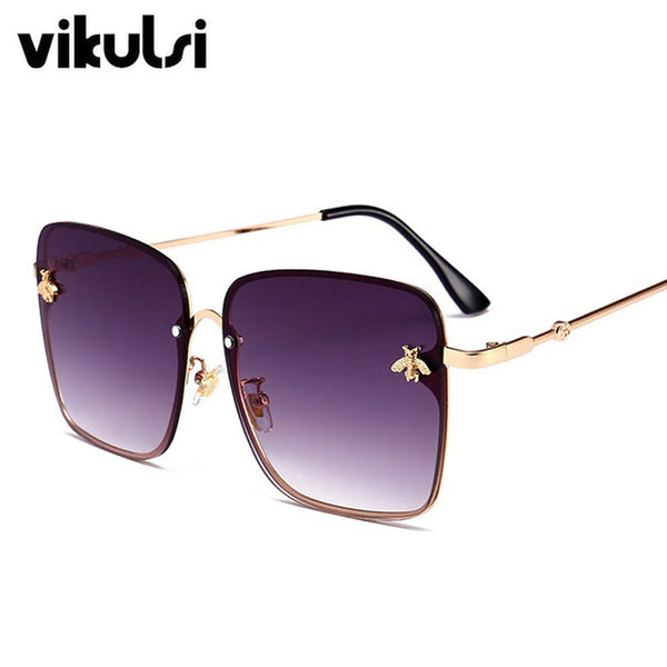 Retro Square Women Sunglasses