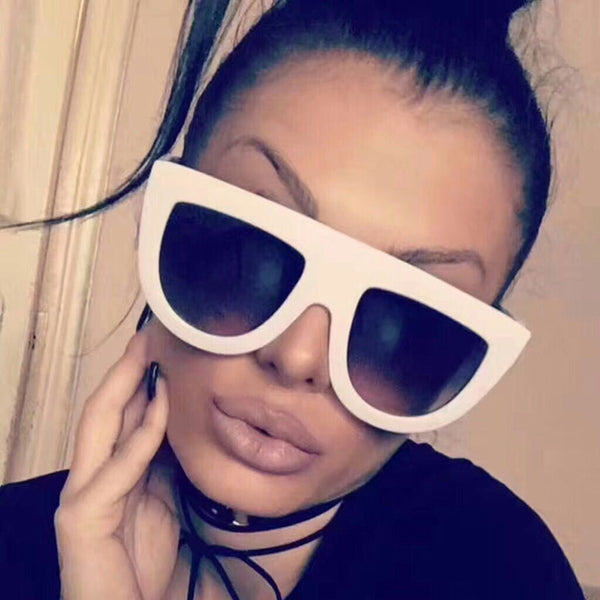Designer Ladies Oversized Sunglasses