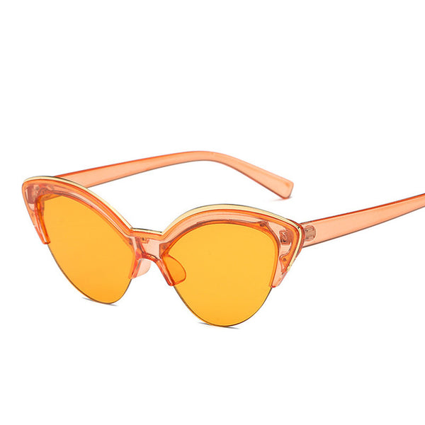 Butterfly Cat Eye Sunglasses