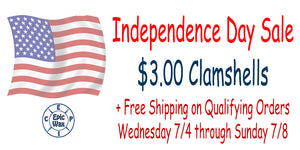 Independence Day Sale from Epic Wax
