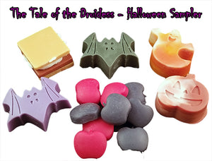 Halloween Samplers are now on Sale