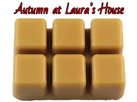 Autumn at Laura's House ~ Scented Wax Melts - Epic Wax