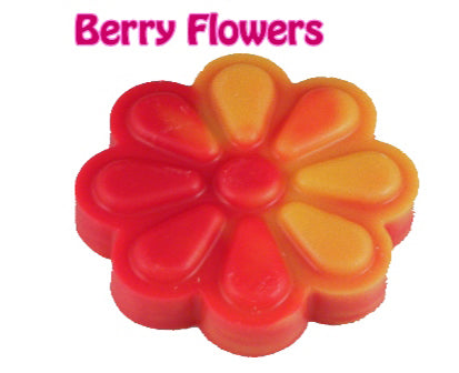 Berry Flowers - Scented Wax Melt - Epic Wax