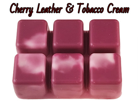 Cherry Leather & Tobacco Cream ~ Wax Melts - Epic Wax
