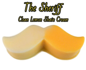 Clean Lemon Shave Cream - 1.5 Ounce Wax Melt - Epic Wax
