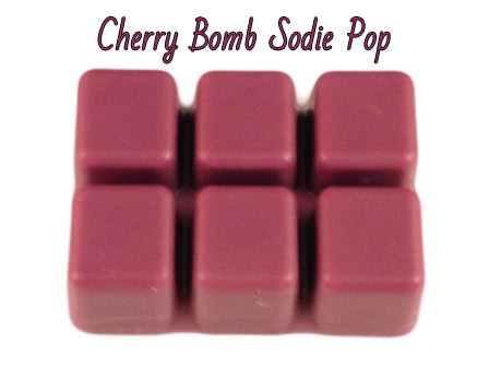 Cherry Bomb Sodie Pop - Scented Wax Melts - Epic Wax