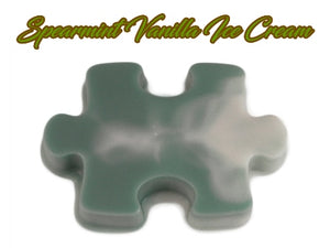 Spearmint Vanilla Ice Cream ~1.6 Oz Wax Melt - Epic Wax