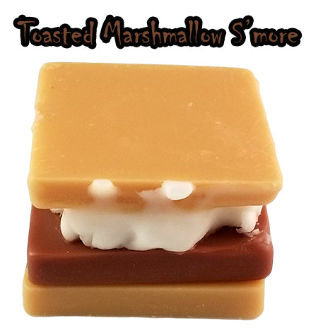 Toasted Marshmallow S'more ~ Scented Wax Melt - Epic Wax