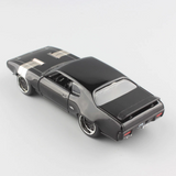 1972 Plymouth GTX Metal Alloy Diecast Toy Car Model