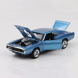 The Fast and the Furious Dodger Charger Inspired Toy Car