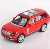 Range Rover Alloy Diecast Toy Car Model Perfect As Gift