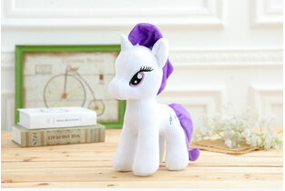 Adorable Pony Plush Toy with Beautiful Colors