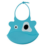 Waterproof Silicone Baby Bibs with New Cartoon Designs